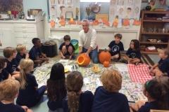 Halloween Festivities - Pumpkin Carving