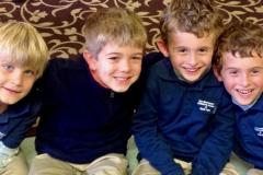 Lower Elementary Quartet