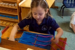 Primary Classroom - Montessori Materials