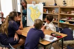 Upper Elementary Classroom Work