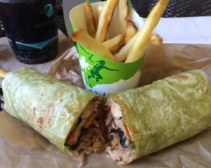 Hot Lunch - Evos