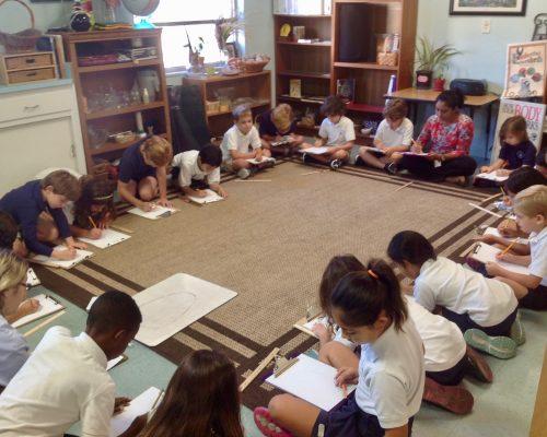 Education - Lower Elementary Classroom