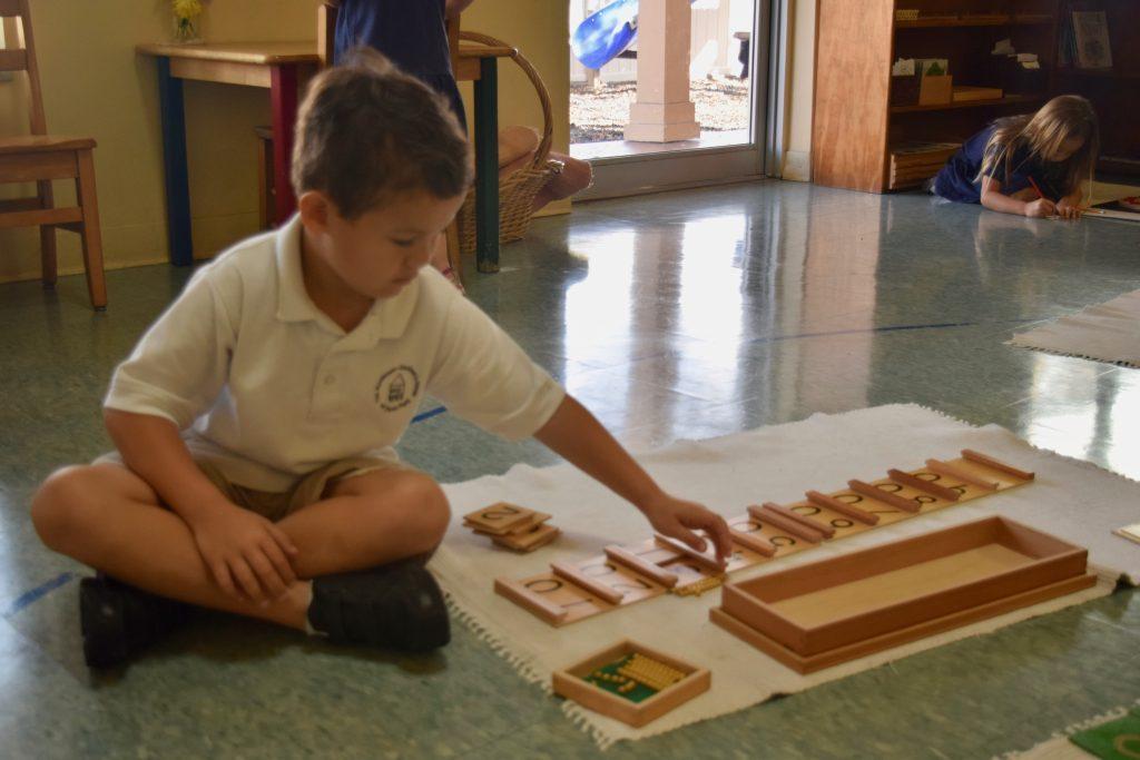Montessori Materials - Math