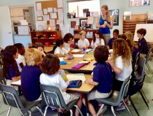 Bringing the Outside World into the Classroom