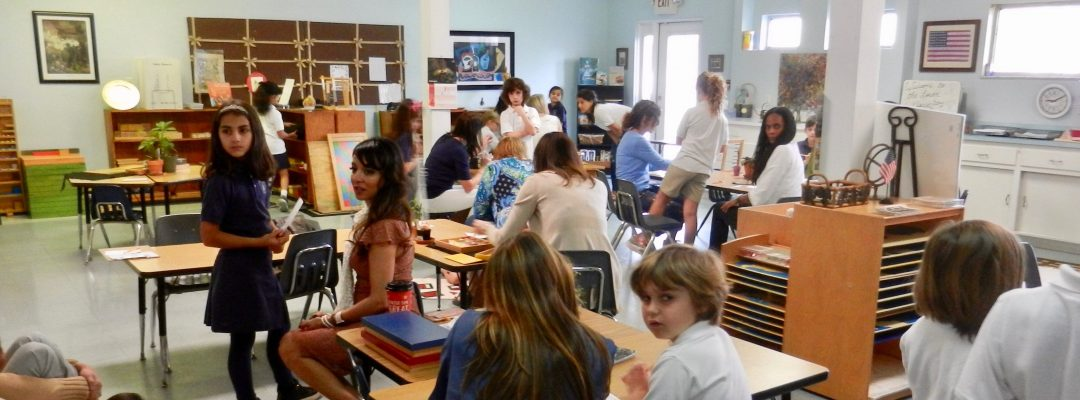 Lower Elementary Classroom