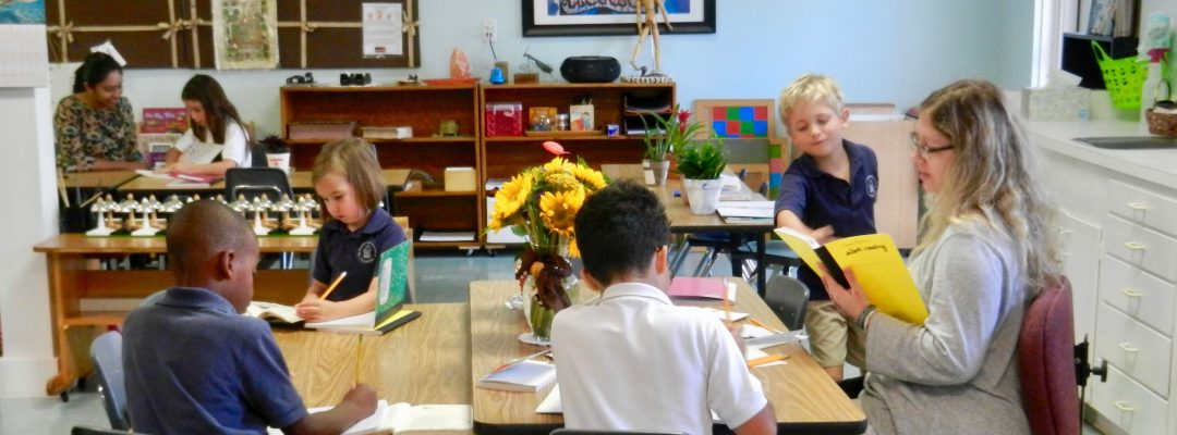 Lower Elementary Classroom