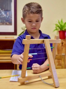 Counting Bead Frame